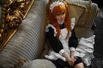 Asuka maid. Alternative home XI