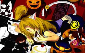 Happy Halloween by LittleKumiko