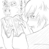 Horny Sasori [Warning] by LittleKumiko