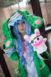Yoshino cosplay 2 by LittleKumiko