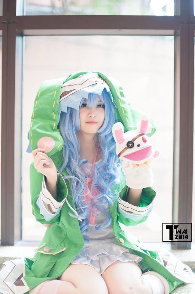 Yoshino cosplay 3 by LittleKumiko