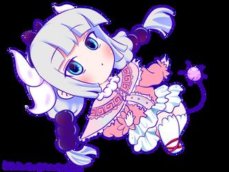Chibi Kanna by LittleKumiko