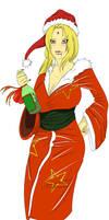Christmas Tsunade, yo!