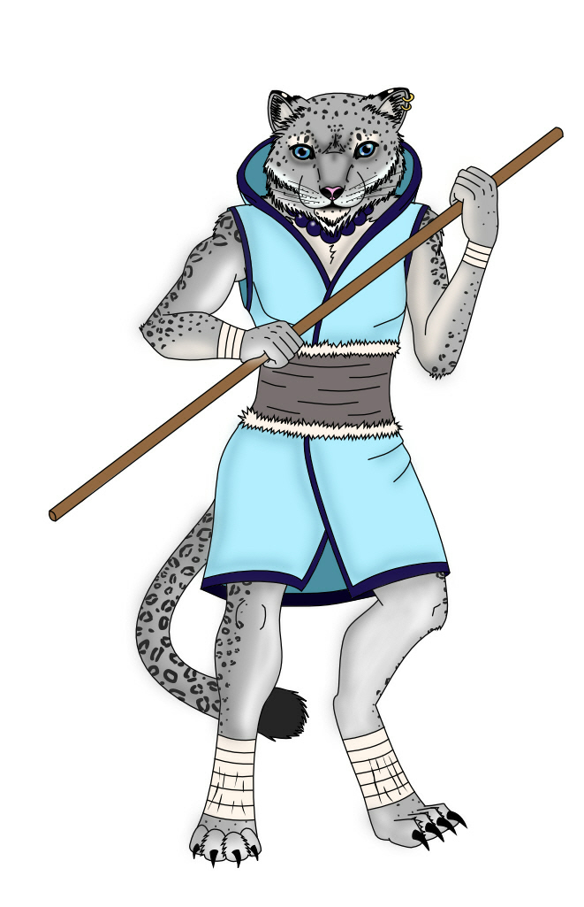 Tabaxi Monk By Evilfishgirl On Deviantart 7 just click on the icons, download the file(s) and print them on your 3d printer tabaxi monk by evilfishgirl on deviantart