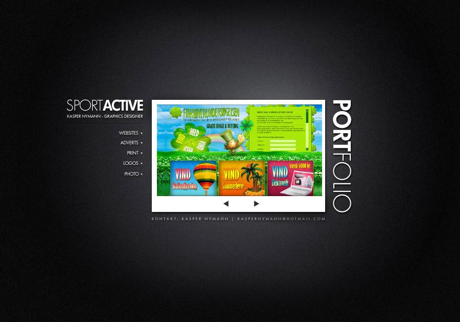 Sportactive.dk by Sportactive