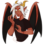 [OC] Dragon boi by chipzart
