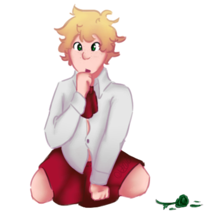 Sweet lil Tweek by sonamy616