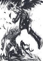 Siegfried vs Devil Jin by xifeilu