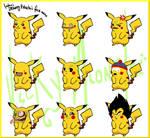 Pikachu's face meme