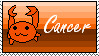 Cancer Stamp by ami2414