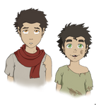little Mako and Bolin