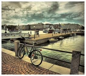 Exploring Helsinki by bike by Pajunen
