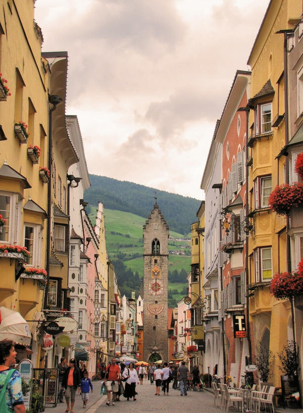 Vipiteno, Italy by Pajunen