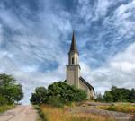 A church on the hill