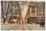Winter in the City
