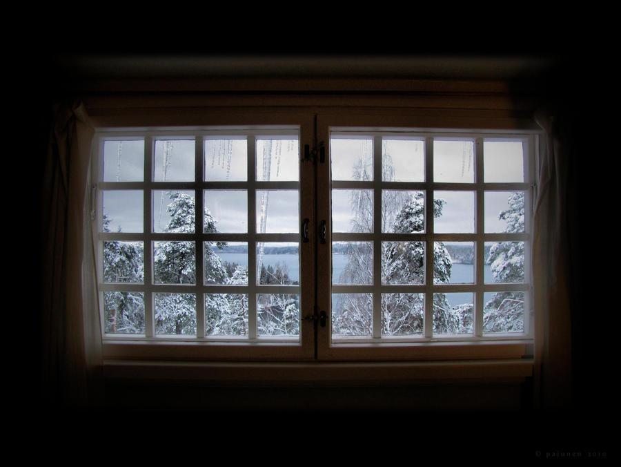 Northern Window by Pajunen