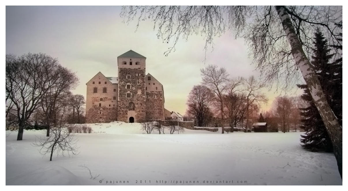 Turku Castle by Pajunen