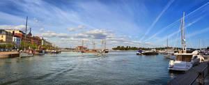 Boat Harbour, Helsinki