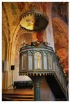 St Laurentius' Church Interior
