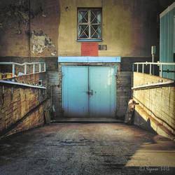 The Garage by Pajunen