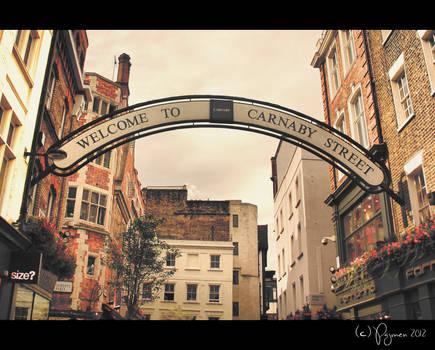Carnaby Street by Pajunen