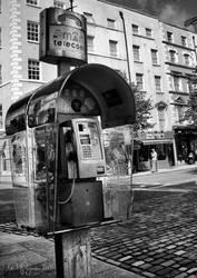 Telephone by Pajunen