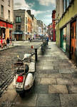 Dublin Scooter by Pajunen