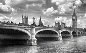 Westminster Bridge by Pajunen