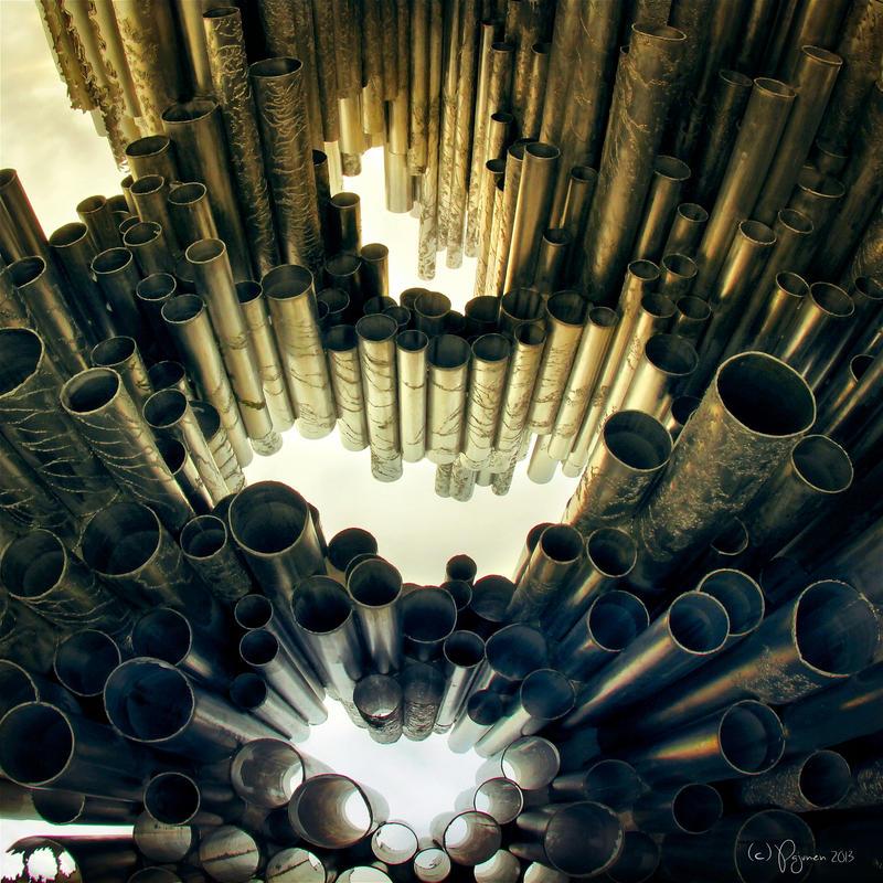 Sky Organ by Pajunen