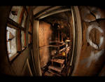 Abandoned Sauna