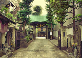 Shin-Okubo Korean Town