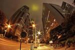 Shinjuku Night by Pajunen