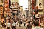 Tokyo City Life