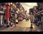 Asakusa streets