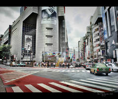 Crosswalks by Pajunen