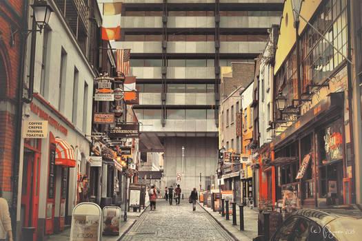 Dublin Crown Alley