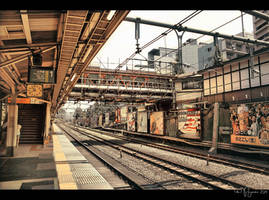Harajuku train station
