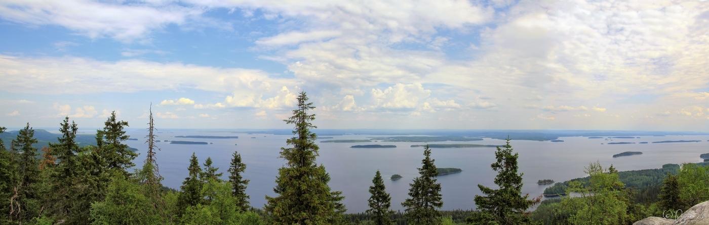North Karelia Finland by Pajunen