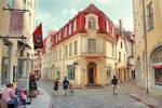 A summer day in Tallinn