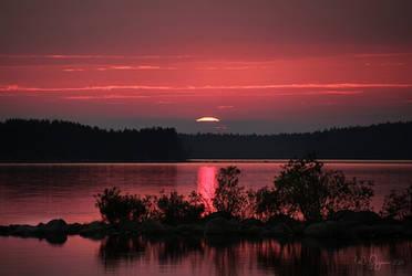 Twilight by Pajunen