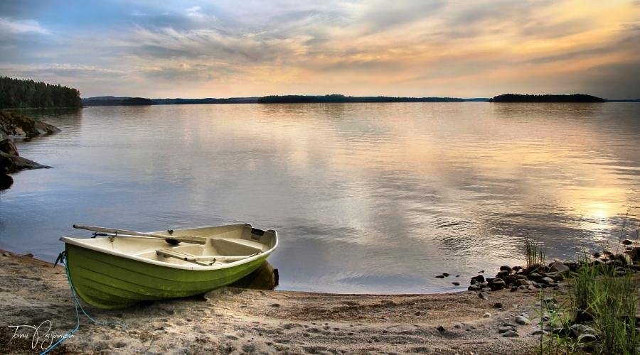 North Karelia by Pajunen