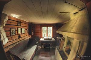 Aleksis Kivi's Cottage by Pajunen