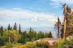 Finnish Landscape by Pajunen