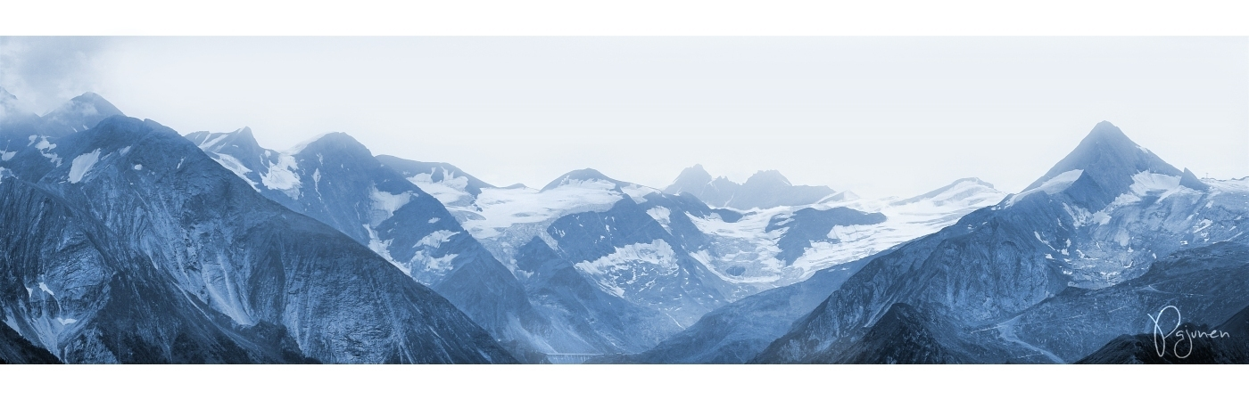 Mountains by Pajunen