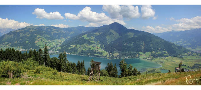 Summer in Zell Am See