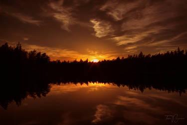 Nightfall by Pajunen