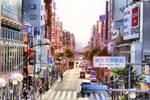 Shin-Okubo Korean Town Tokyo