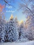 Happy Holidays - DA Holiday Card Project 2015