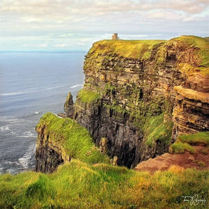 The Cliffs Of Moher by Pajunen