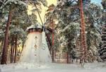 Frozen Windmill